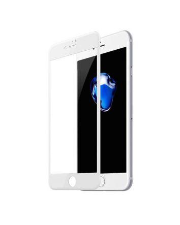 Folie sticla protectie iPhone 7 / 8 Alba