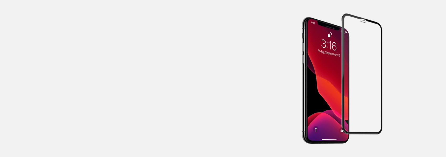 Banner iPhone Xr